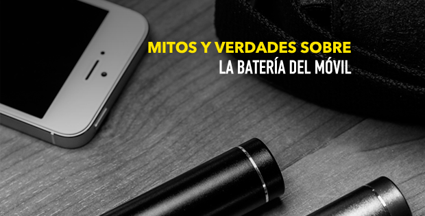 mitos bateria movil