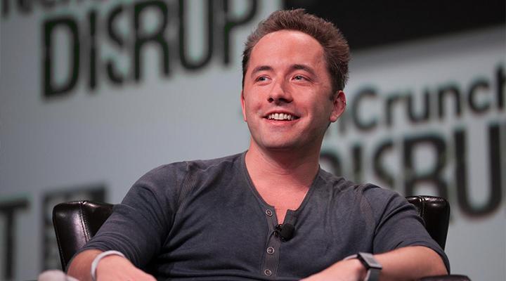 Conoce a Drew Houston, el fundador de Dropbox y CEO de la compañía