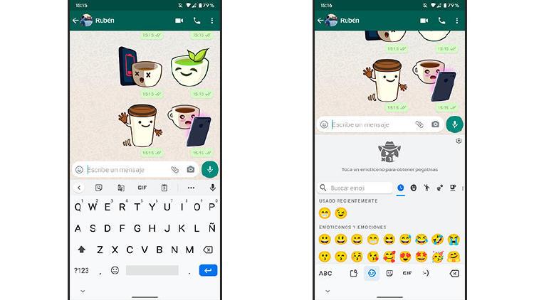 emoticonos caracteres whatsapp