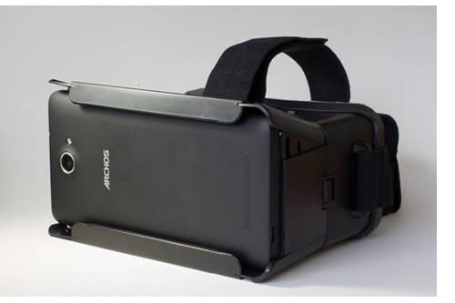 realidad virtual desde un móvil