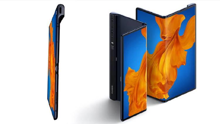 Movil plegable Huawei Mate XS