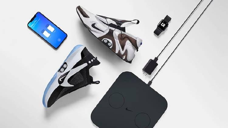 Nike Hyperadapt: Las zapatillas del futuro que se atan solas