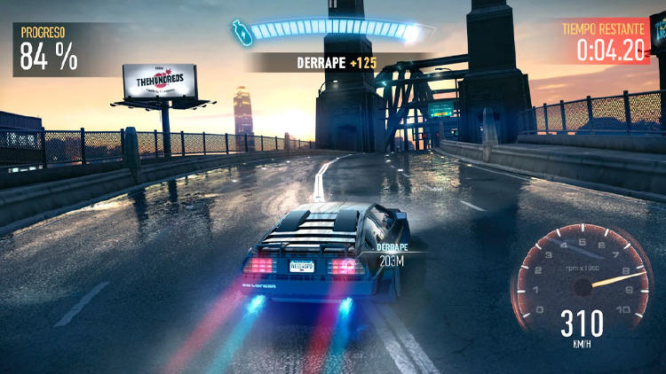 need for speed juego carreras movil