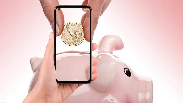 ahorrar dinero movil finanzas