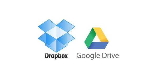 ganar memoria smartphone con Dropbox y Google Drive