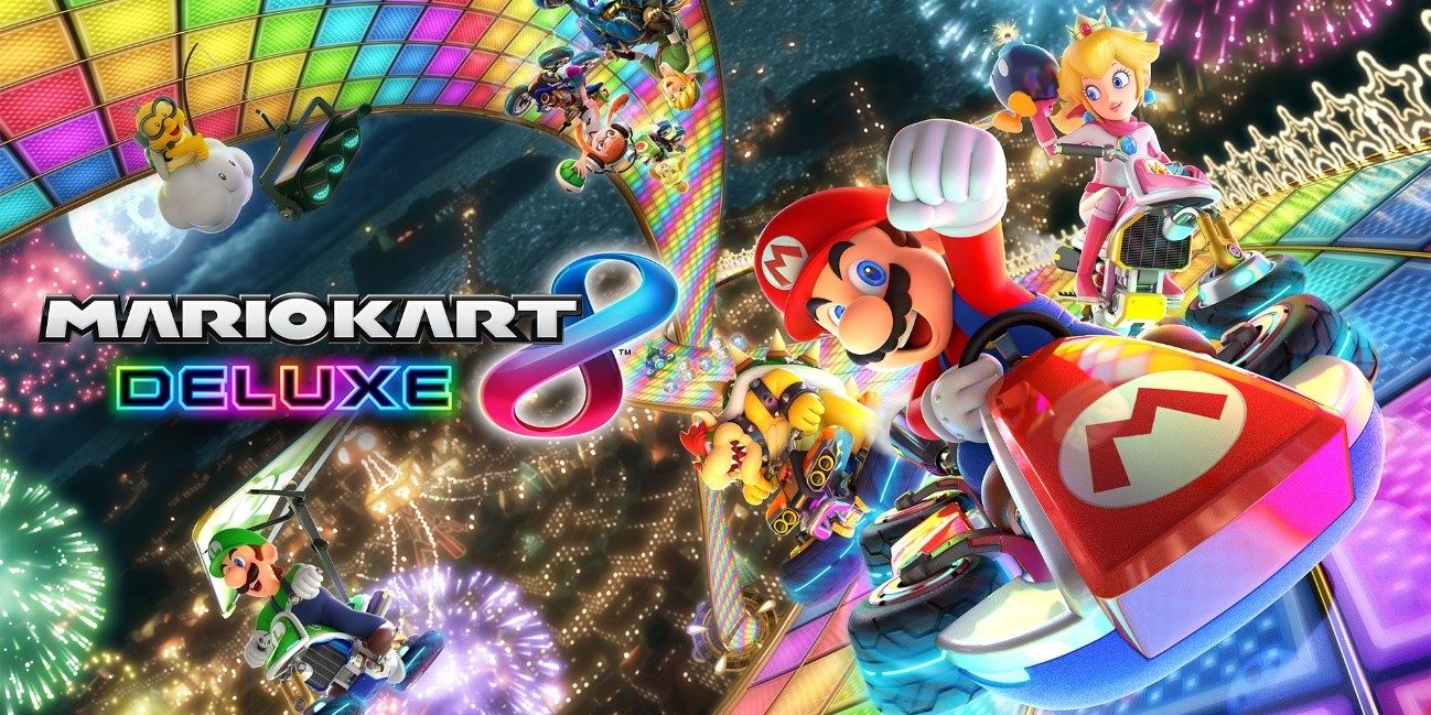 Pantallazo Mario Kart 8