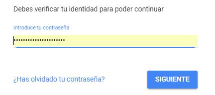 Quitar patrón desbloqueo Android
