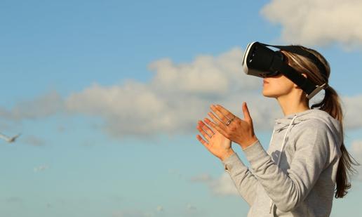 cómo jugar con realidad virtual