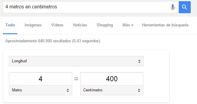 Truco Google Chrome | Matemáticas