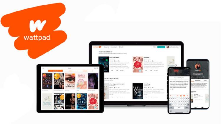 wattpad movil app escribir libro