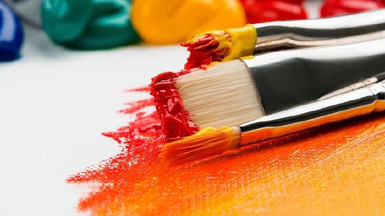 Ideas para activar mente y cuerpo durante la cuarentena arte pintura