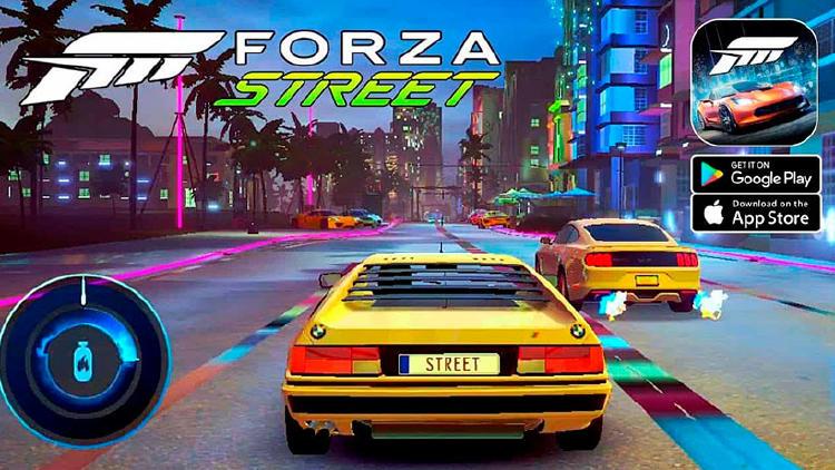 forza street juego movil