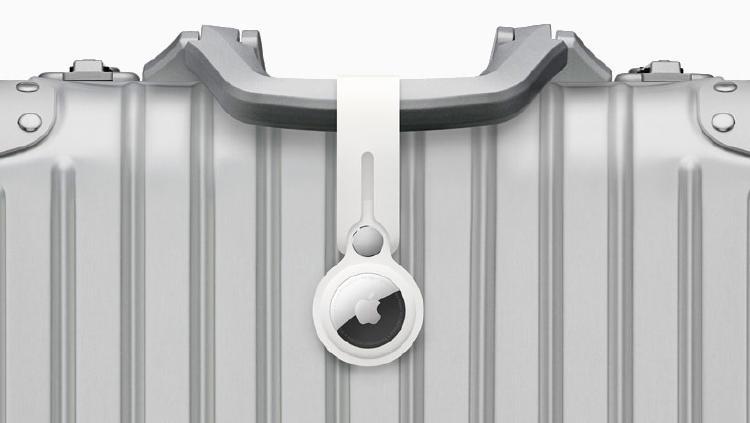 airtag maleta