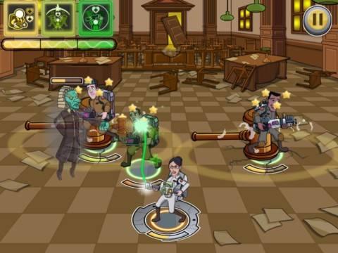 Ghostbusters juegos de realidad aumentada