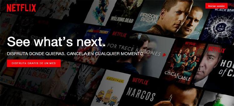 el CEO de Netflix