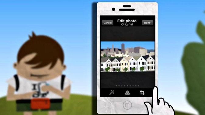 Apps de filtros fotograficos