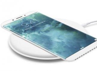 iPhone pantalla transparente