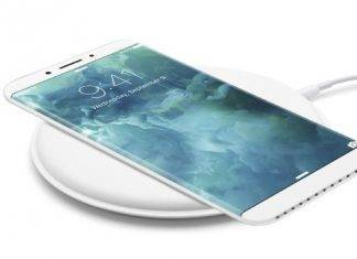 iPhone pantalla transparente