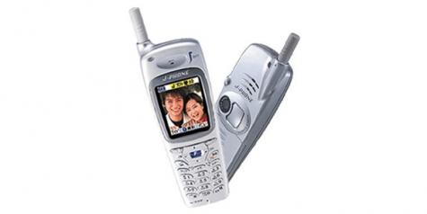 historía telefonía móvil - Sharp J-SH04