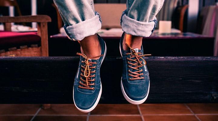 Las zapatillas Morrison, financiadas de forma colectiva