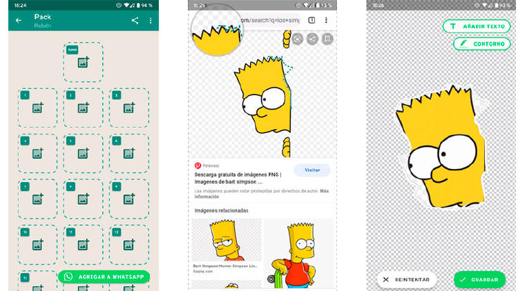 recortar sticker whatsapp