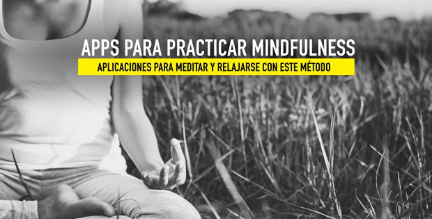 aplicaciones para practicar el mindfulness