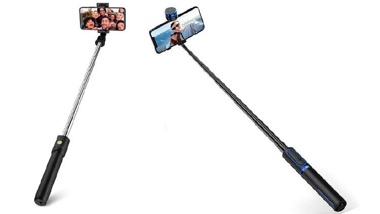 palo selfie movil