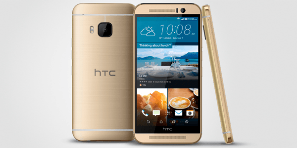 HTC ONE-9 oro
