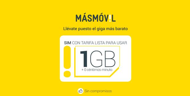 Comprar tarjeta SIM de MÁSMÓVIL en Amazon