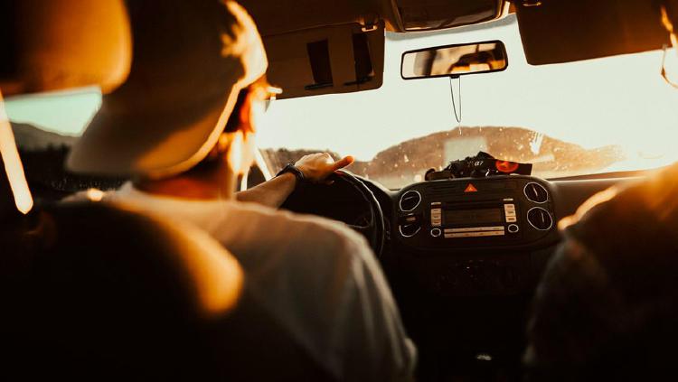 conducir coche
