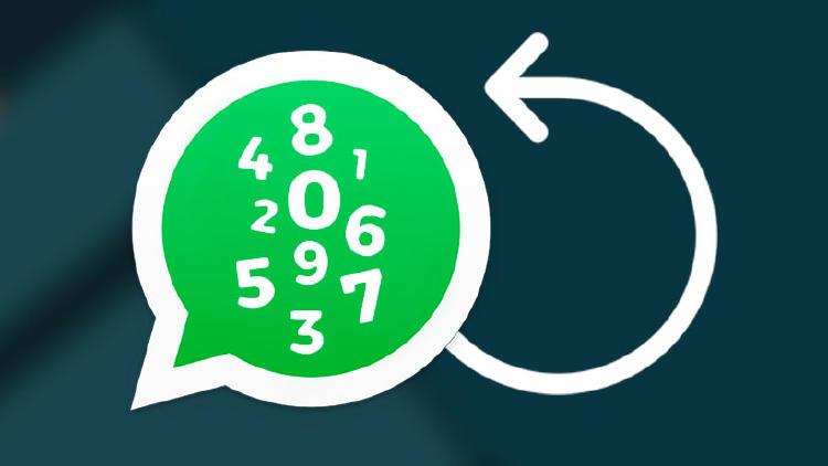 cambiar numero whatsapp