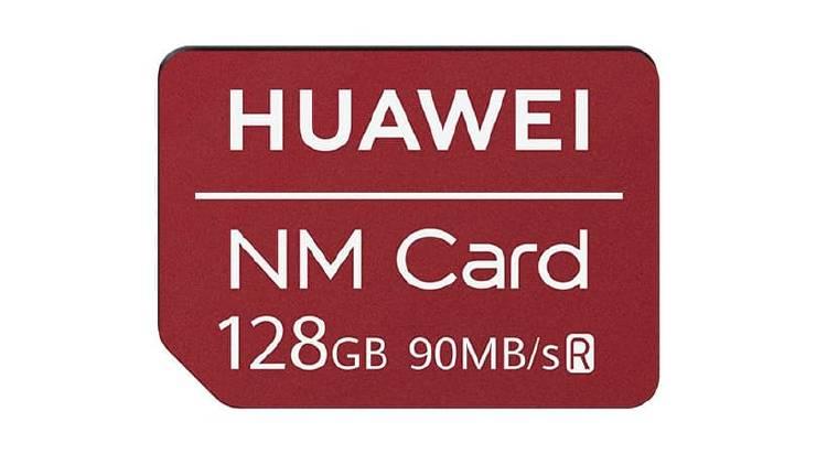 Tarjetas NM Card de Huawei: En que se diferencias de las MicroSD