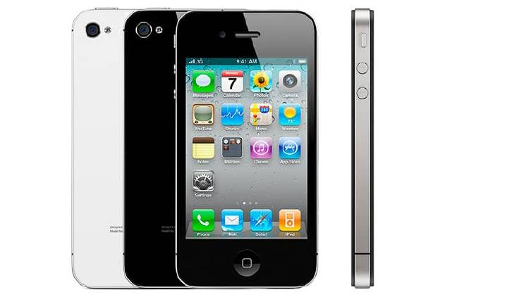 iphone 4 2010 camaras moviles
