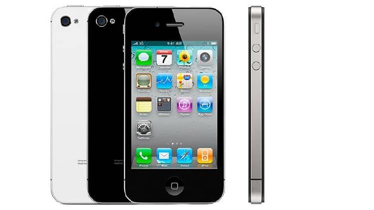 iphone 4 2010 camaras moviles