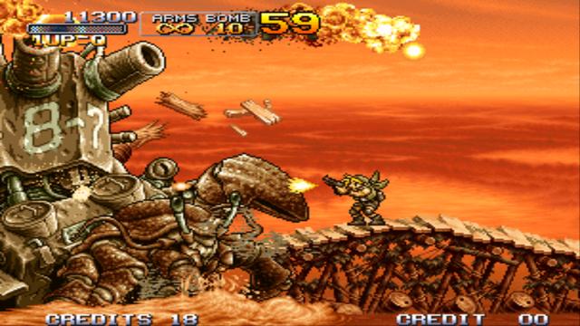 Neo Geo Metal Slug 3