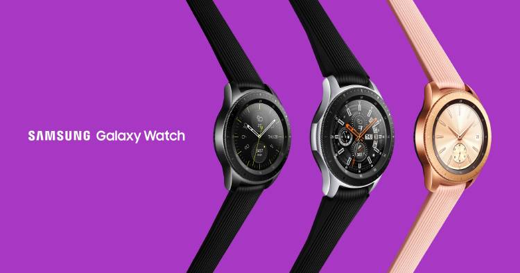 Smartwatch Galaxy Watch