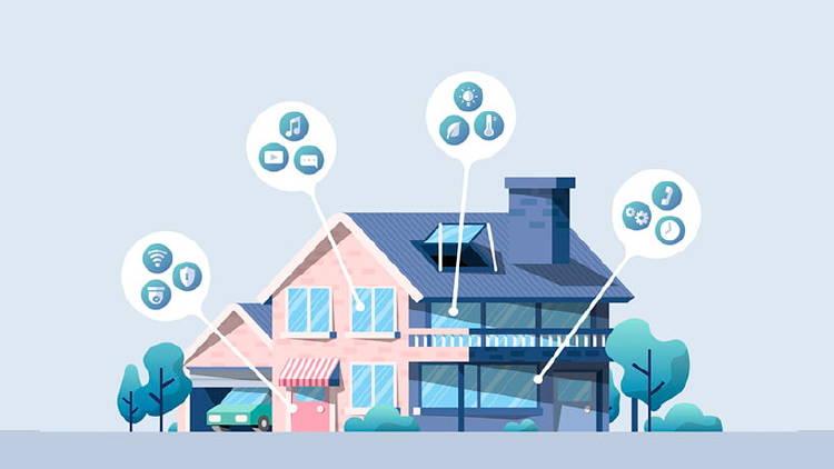 WiFi mesh o wifi en malla