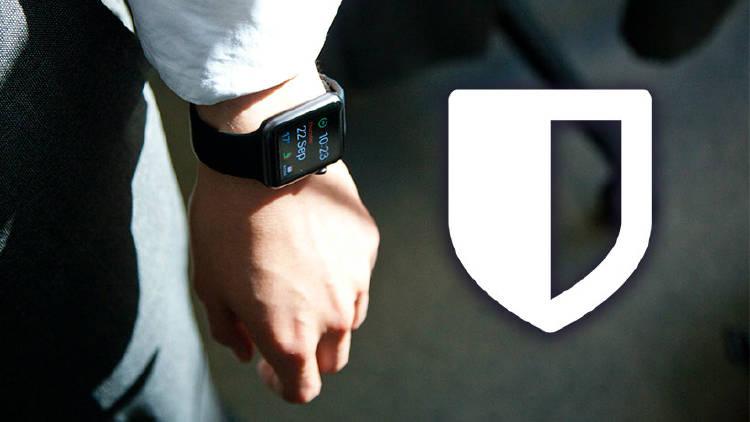 smartwatch reloj inteligente seguridad