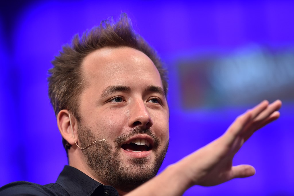 Drew Houston ceo dropbox