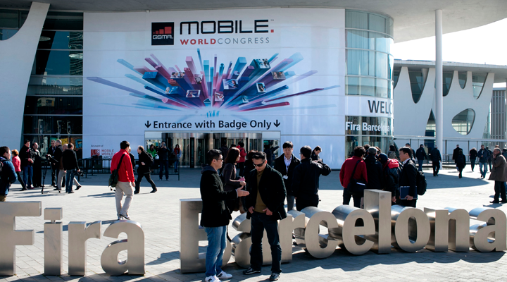 Detalles sobre el Mobile World Congress 2018