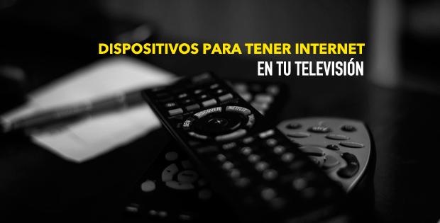 internet en la tele