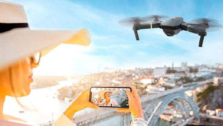 dron movil camara barato