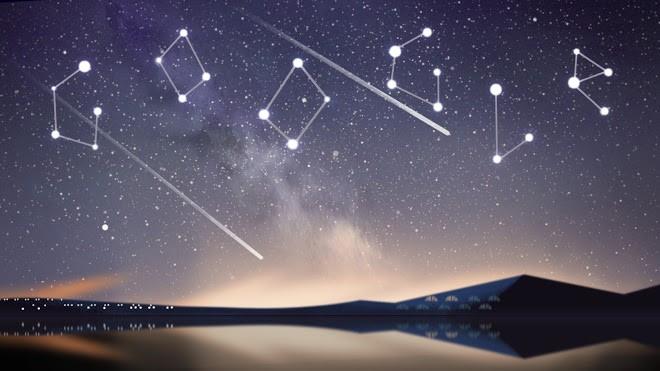 Letras de Google en el cielo