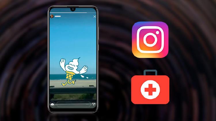 error problema instagram filtros