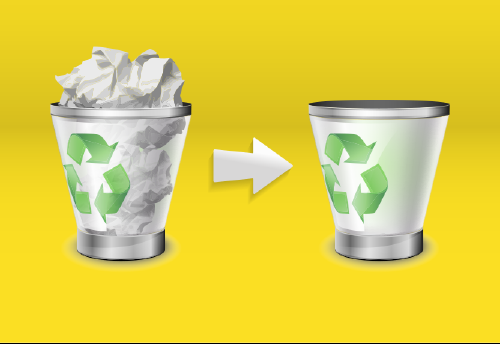 saca la basura