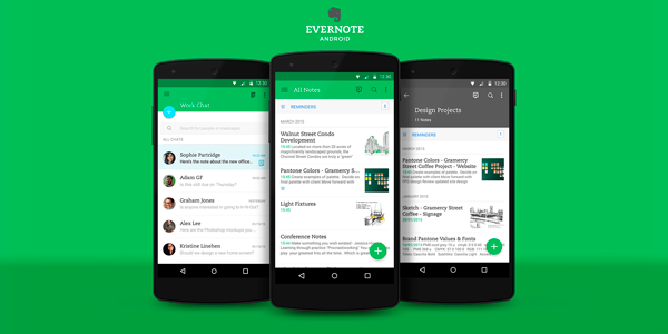 evernote | apps emprendedores