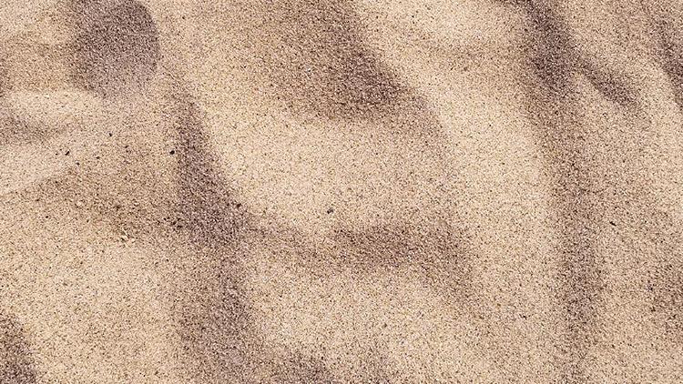 arena playa