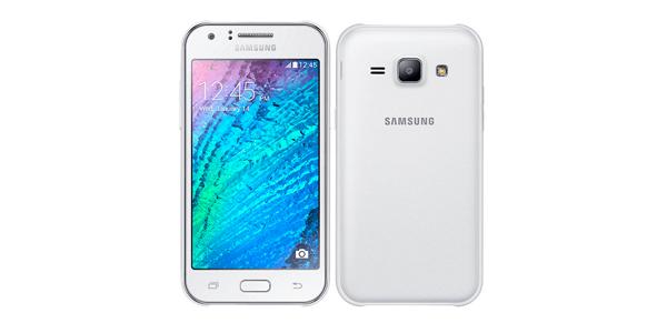 móvil por menos de 100 euros | Samsung Galaxy-j1