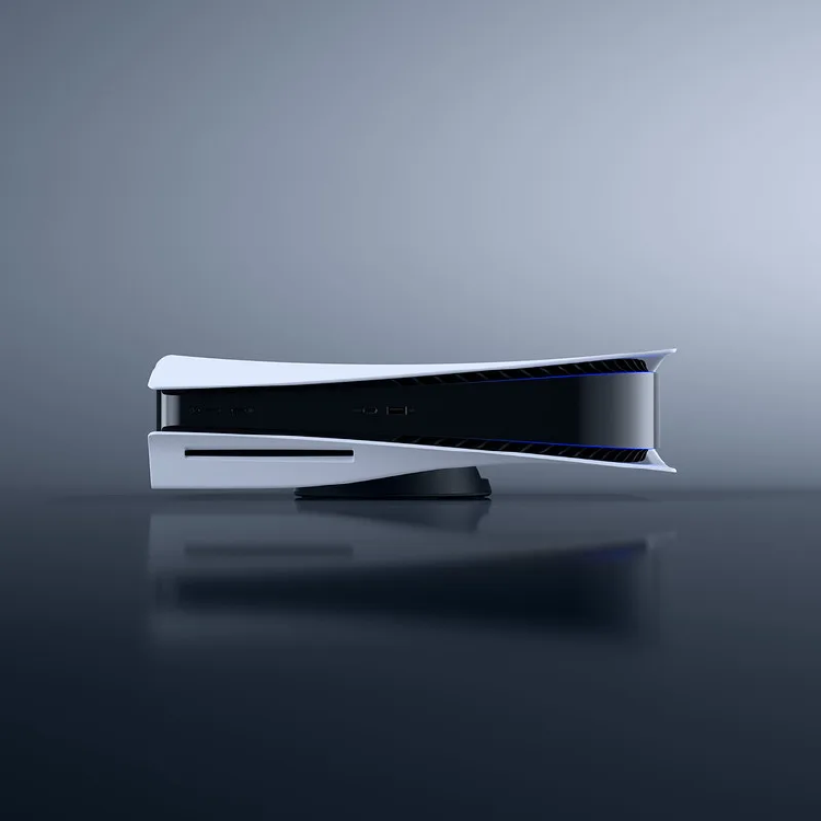 PS5 horizontal
