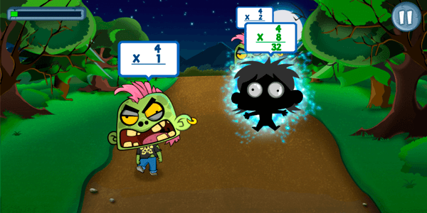 juego de matemáticas math-vs-zombies